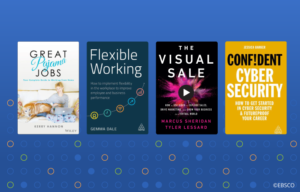 August Business Book Covers