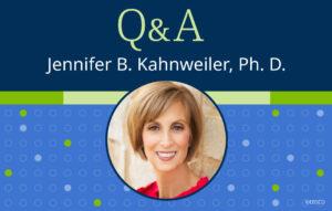Photo of Jennifer B. Kahnweiler Q&A